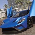 Sport GT 2021 Simulator Speed Driving icon