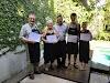 Indonésie. Cours de cuisine de Bali. Certifié de nos balinais, cours de cuisine avec le Chef Mandge