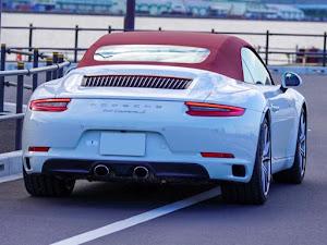 911 991H2 carrera S cabrioletのカスタム事例画像 Paneraorさんの2020年10月12日21:47の投稿