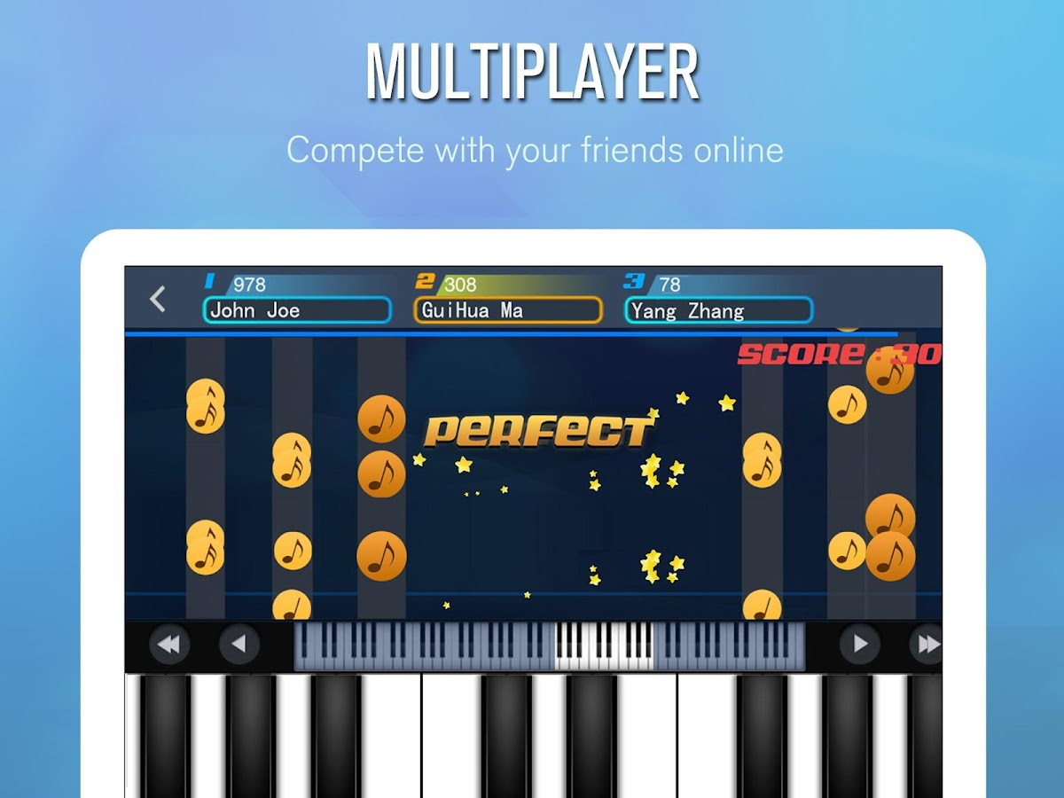 Perfect Piano- screenshot