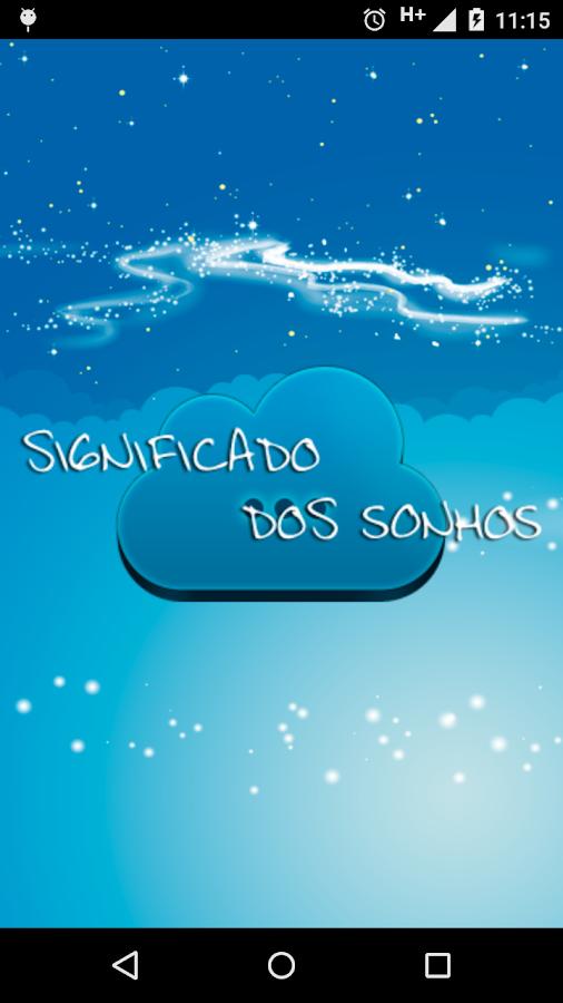 Significado dos Sonhos- screenshot