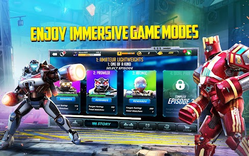 World Robot Boxing 2 Apk Mod Poder Infinito 10