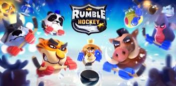 Jugar a Rumble Hockey gratis en la PC, así es como funciona!