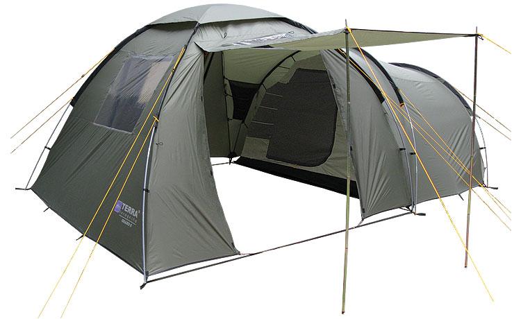 Палатка – лучший друг туриста