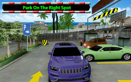 Modern Jeep Parking 4x4 1.0.1 screenshots 3
