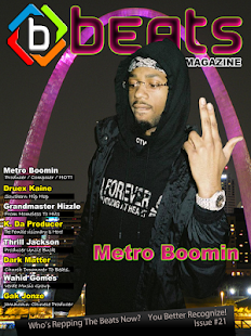 Beats Magazine- screenshot thumbnail
