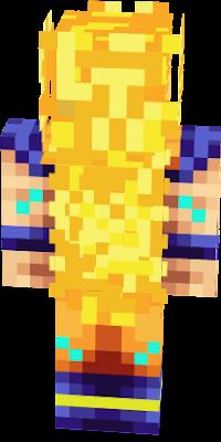 Goku Nova Skin - Skin para minecraft pe goku