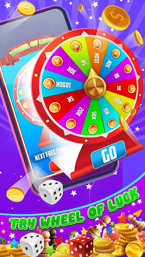 King of Ludo Dice Game with Voice Chat apkpoly screenshots 5