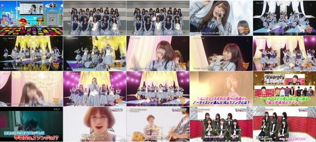 190330 (720p+1080i) 日向坂46 欅坂46 Part – CDTV