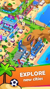 Sports City Tycoon MOD APK [Unlimited Money] Idle Sports Games Simulator 1.5.0 2