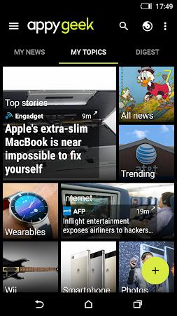 """Appy Geek -€"""" Tech news 5.1.3 screenshot 50247"""