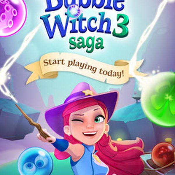 Bubble Witch 3 Saga v3.0.3 [Mod]