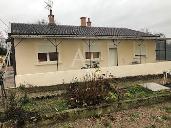 maison à Tronsanges (58)