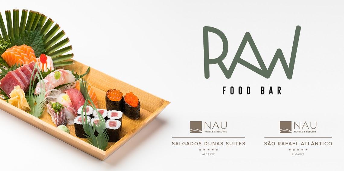 Há um novo spot de sushi na Herdade dos Salgados