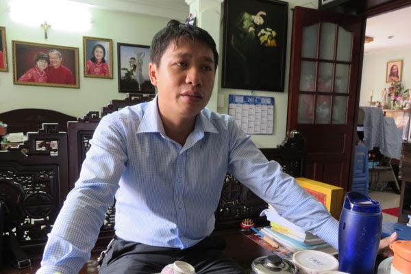Anh Đỗ Hữu Sơn chia sẻ về Diện Chẩn