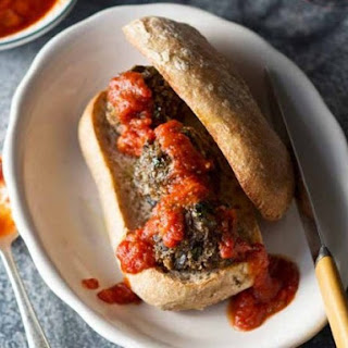 Eggplant Meatballs From 'The VB6 Cookbook'