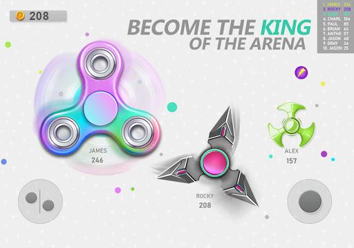 Fidget Spinner .io Game 170.1 screenshots 12