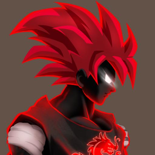 A Sombra de Saiyajin Goku