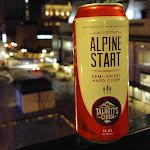 Talbott's Alpine Start