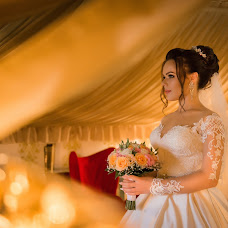 Fotografo di matrimoni Andrian Rusu (Andrian). Foto del 23.10.2017