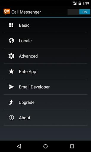 Call Messenger Lite 1.0.0 screenshots 1