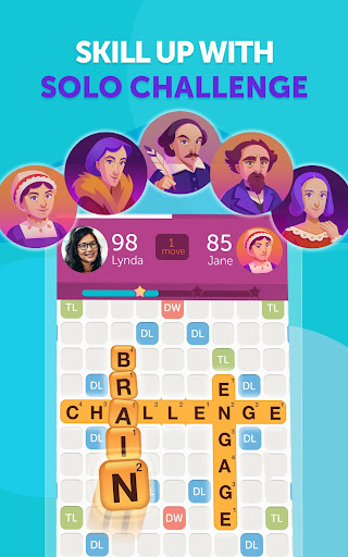 Words With Friends u2013 Word Puzzle apkpoly screenshots 3