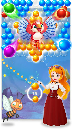 Bubble  Shooter androidiapk screenshots 1