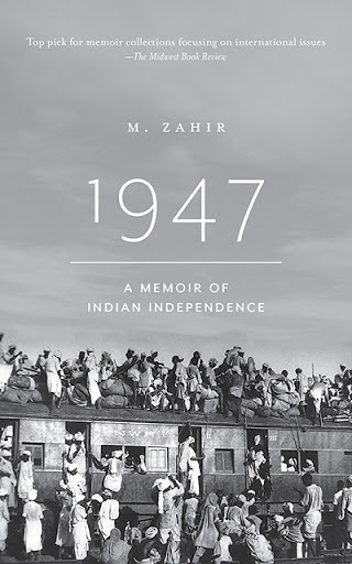 1947. A Memoir of Indian Independence cover