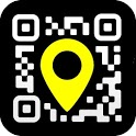 QR scanner. QR code generator. No Ads and Free! icon