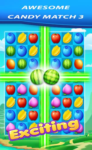 Sweet Match 3 Fruit