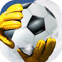 Tiny Blocky Goalie - Football