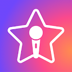 StarMaker: Sing free Karaoke, Record music videos icon
