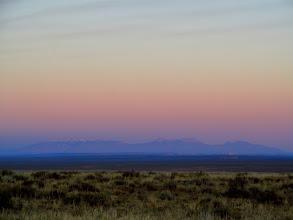 Photo: La Sal Mountains