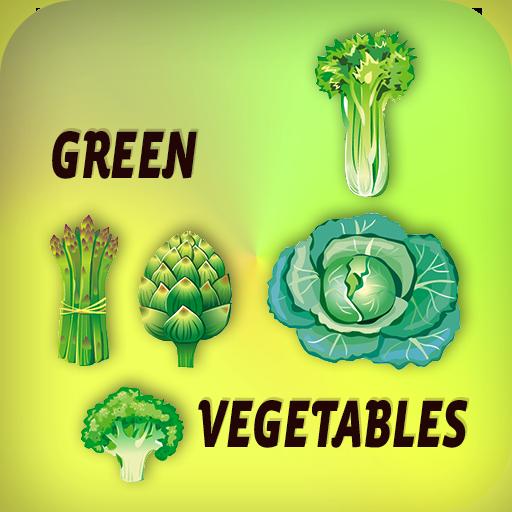 绿色蔬菜 娛樂 LOGO-玩APPs