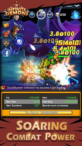 Infinite Demons  screenshots EasyGameCheats.pro 2