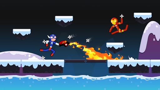Spider Stickman Fighting - Supreme Warriors 1.1.1 screenshots 7