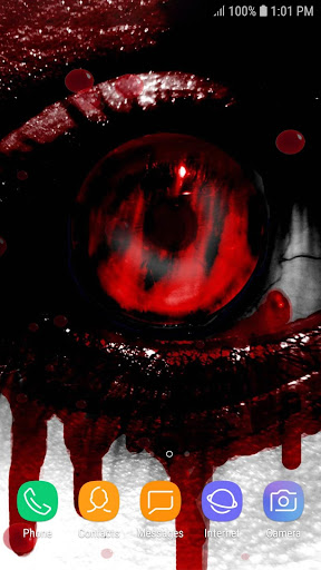 Bloody Halloween Scary Wallpapers App Report On Mobile