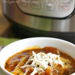 Rigatoni Soup Recipes.