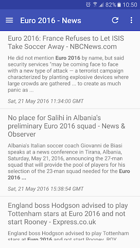 Euro Football 2016