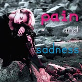 Pain and sadness