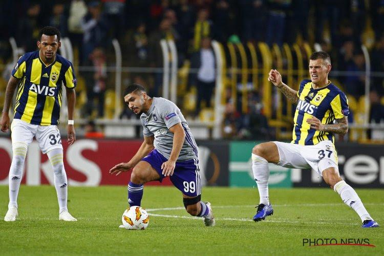 Anderlecht ziet gewenste spits naar Fenerbahçe trekken