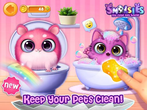 Smolsies - My Cute Pet House 4.0.2 screenshots 9