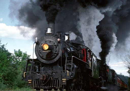 Steam Locomotives Puzzle