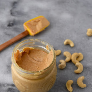 Cinnamon Roasted Cashew Butter