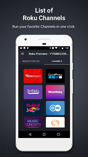 Rokie - Remote for Roku 1.0.14 screenshots 2