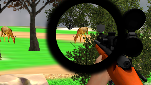 Animal Hunting Games :Safari Hunting Shooting Game apkpoly screenshots 4