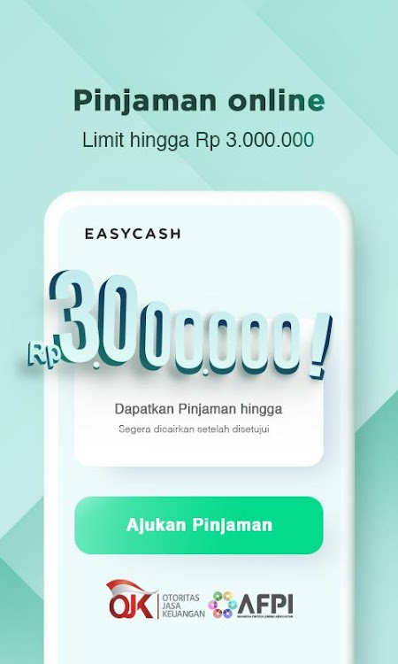 Easycash Pinjaman Uang Online Cepat Cair Android Prilozheniya