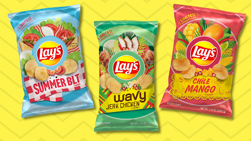 Lay's Is Spicing Up Summer with Brand New Flavors