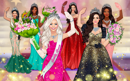 Beauty Queen Dress Up - Star Girl Fashion 1.0.9 screenshots 17