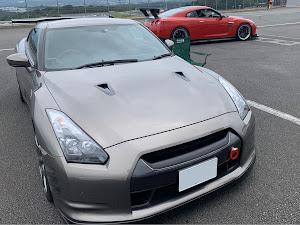 NISSAN GT-R R35 2008年式のカスタム事例画像 まぁちゃんさんの2020年01月05日11:36の投稿